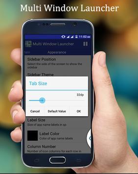 Multi Window Launcher screenshot 1