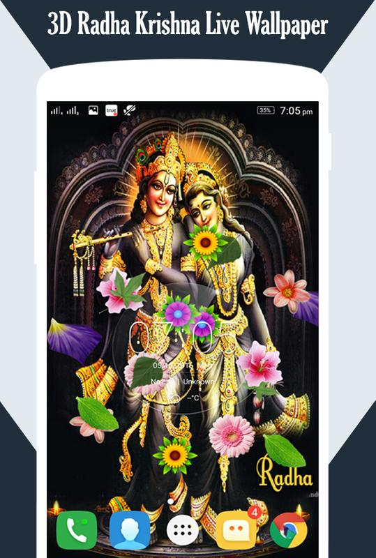 Radha Krishna Live Wallpaper For Android Apk Download
