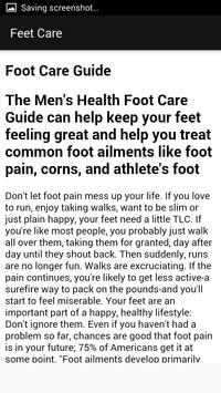Foot Care Tips screenshot 2