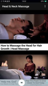 Head & Neck Massage Techniques screenshot 2