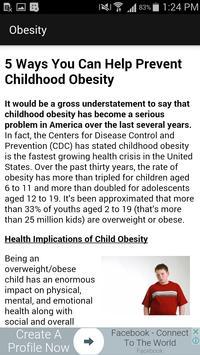 Obesity screenshot 2