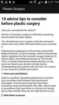 Plastic Surgerys screenshot 2