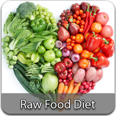 Raw Food Diet Guide icon