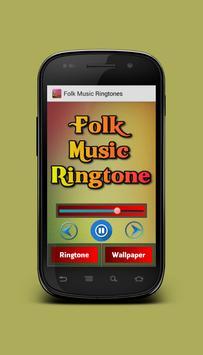 Folk Music Ringtones apk screenshot
