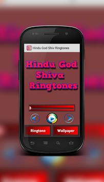 Hindu God Shiv Ringtones poster