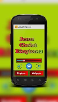 JesusRingtones apk screenshot