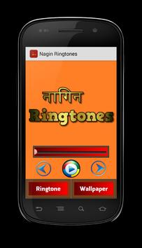 Nagin Ringtones poster