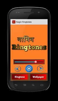 Nagin Ringtones apk screenshot