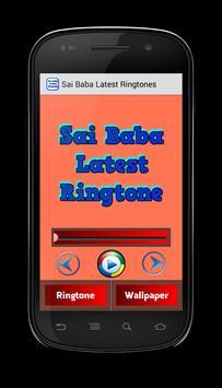 Sai Baba Latest Ringtones poster