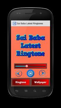 Sai Baba Latest Ringtones screenshot 1