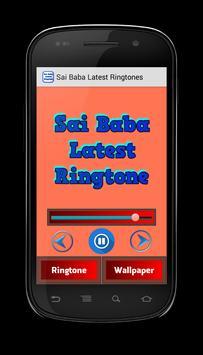 Sai Baba Latest Ringtones screenshot 2
