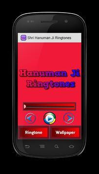 Shri Hanuman Ji Ringtones poster