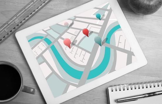 City Guide Map screenshot 1