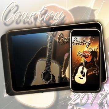 Country Ringtones 2017 apk screenshot