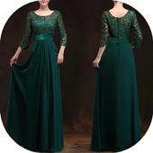Latest Evening Long Dresses icon