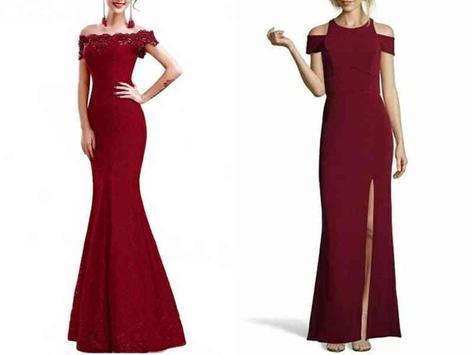 Latest Evening Long Dresses poster