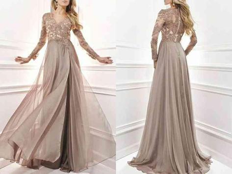 Latest Evening Long Dresses apk screenshot
