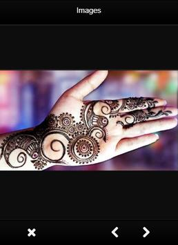 Latest Henna Mehndi Designs poster