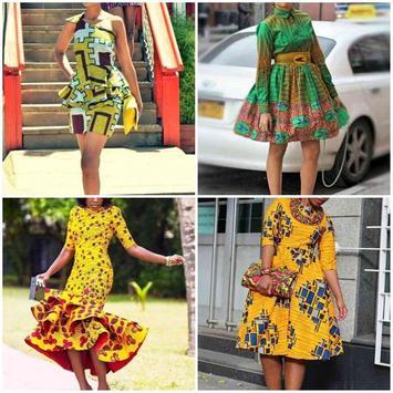 Kitenge Fashion Style Ideas screenshot 3