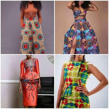 Kitenge Fashion Style Ideas screenshot 1