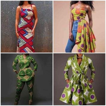 Kitenge Fashion Style Ideas screenshot 4