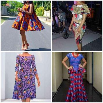 Kitenge Fashion Style Ideas screenshot 5