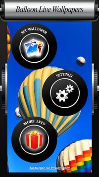 Balloon Live Wallpapers apk screenshot
