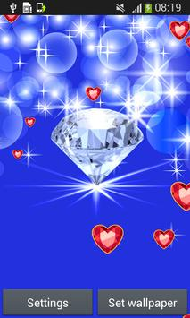 Diamond Live Wallpapers poster