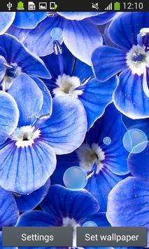 Flowers Live Wallpapers apk screenshot