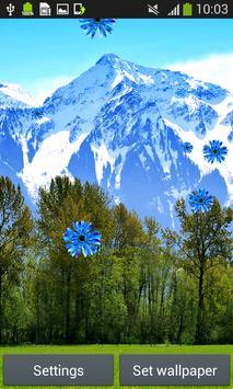 Landscape Live Wallpapers poster