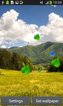 Landscape Live Wallpapers apk screenshot