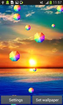 Sunrise Live Wallpapers apk screenshot