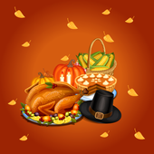 Thanksgiving Live Wallpapers icon