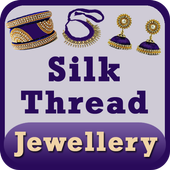 Latest SILK THREAD Jewellery Making Videos 2018 icon