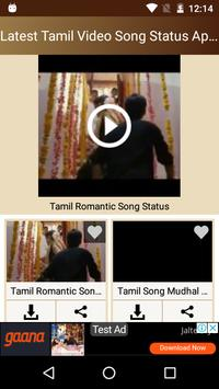 whatsapp status tamil gana song video download