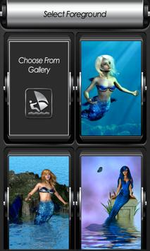 Mermaid Zipper Lock Screen screenshot 2