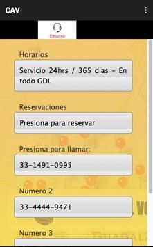 CAV GDL apk screenshot