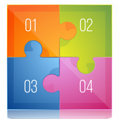 15 number Puzzle icon