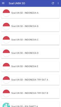 Simulasi UNBK SD Lengkap screenshot 13