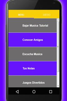 Bajar Musica MP3 Gratis y Rapido screenshot 1