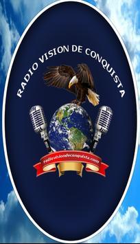 Radio Vision De Conquista poster