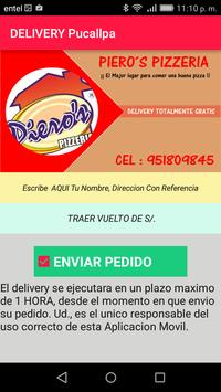 DELIVERY Pucallpa screenshot 3