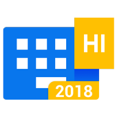 Hi Keyboard icon