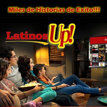 Latinos Up TV screenshot 3