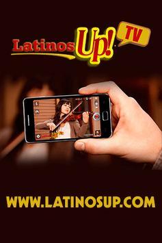 Latinos Up TV poster