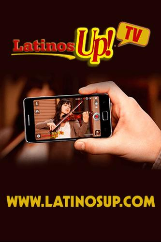 Latinos Up TV for Android - APK Download