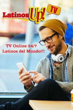 Latinos Up TV screenshot 1