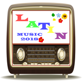 Latin Music 2018 icon