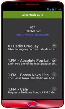 Latin Music 2018 screenshot 1