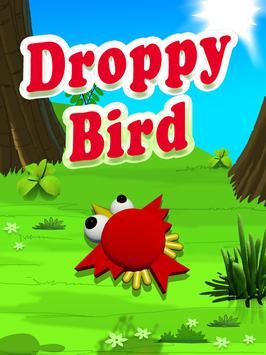 Droppy Bird poster